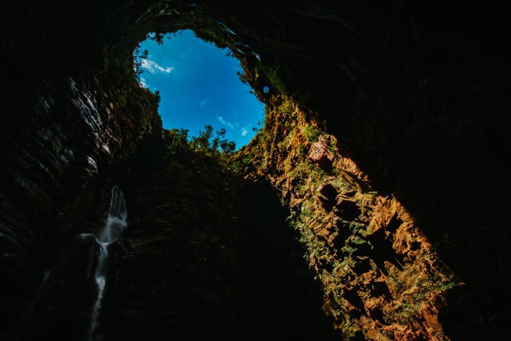 Buraco do Padre é um dos 2 principais atrativos de Ponta Grossa